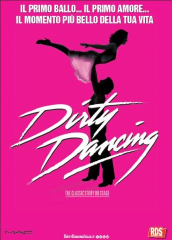 The classic story on stage - DIRTY DANCING all'Arena della Regina