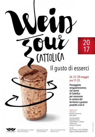 WEIN TOUR CATTOLICA 2017