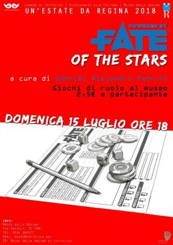 FATE of the stars museo regina cattolica estate da regina