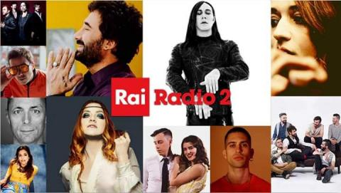 RAI RADIO 2 SUMMER LIVE