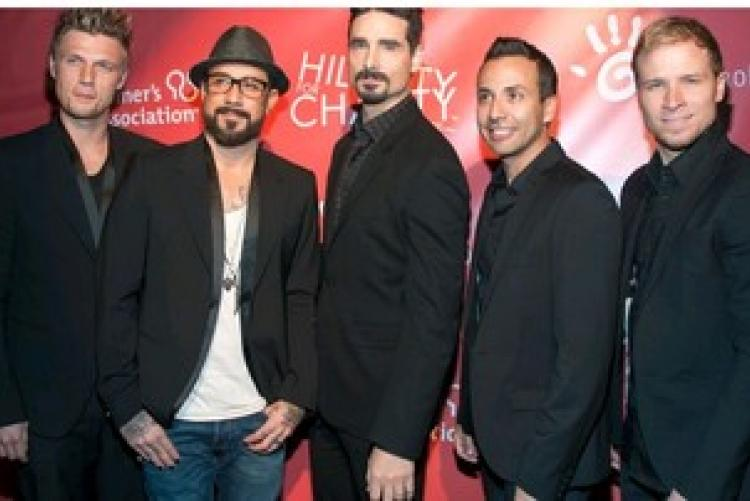 Backstreet Boys in concerto il 22.07.2014