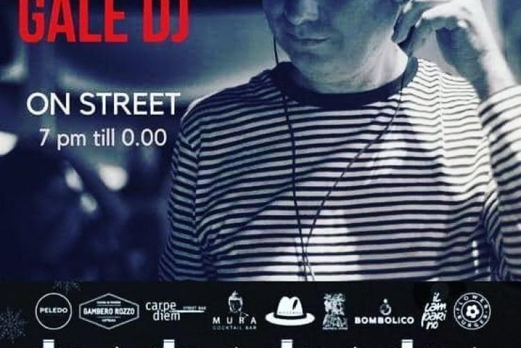 GALE DJ  - ON STREET
